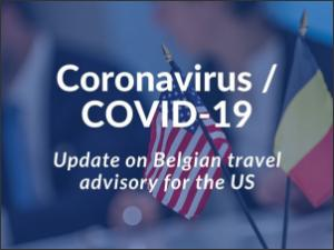 Coronavirus/COVID-19 Travel Advisory