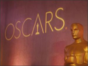 Oscars Wall and Oscar Award