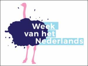 Logo Week van het Nederlands